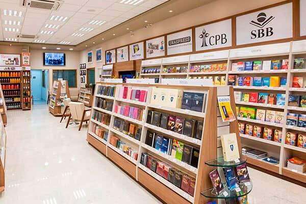 Livrarias e Papelarias